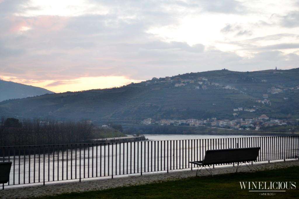 Vista para o Rio Douro