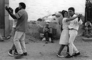 Quinta da Eira Velha, Setembro de 1989 - Douro.