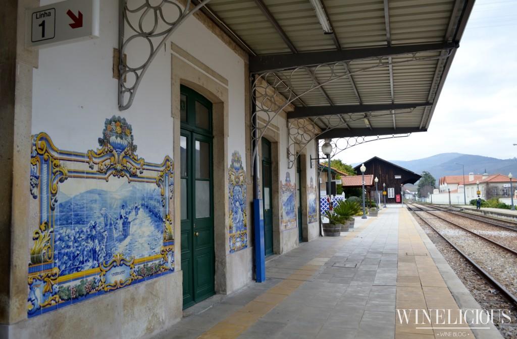 A freguesia do Pinhão dispõe de uma privilegiada localização. Esta é o centro da região demarcada do Vinho do Porto e nela estão localizadas algumas das mais prestigiadas quintas produtoras deste néctar.