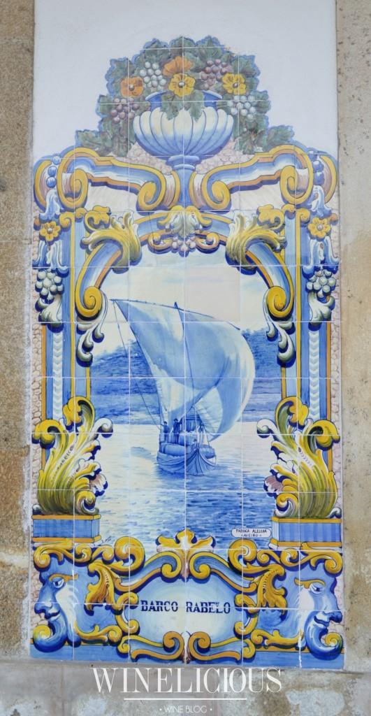 No passado, no século XIX, partiam dali barcos rabelos abastecidos de vinho do Porto com destino às caves situadas em Vila Nova de Gaia, servindo aquela povoação como entreposto entre a zona produtora deste nobre vinho e àquela cidade.