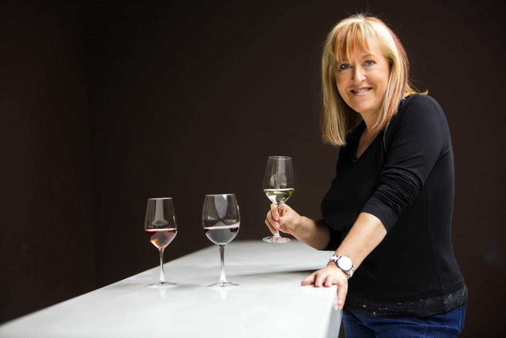 Elena Adell, enóloga da vinícola Campo Viejo (Rioja).